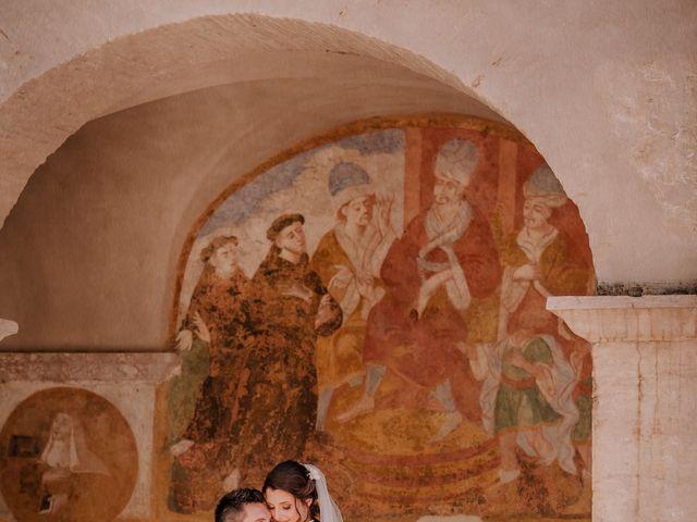 Il matrimonio di Mirko e Samyra a Lucera, Foggia 31