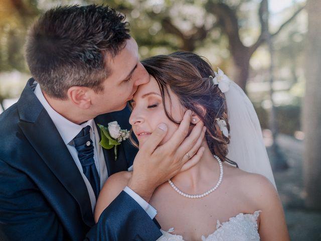 Il matrimonio di Mirko e Samyra a Lucera, Foggia 34