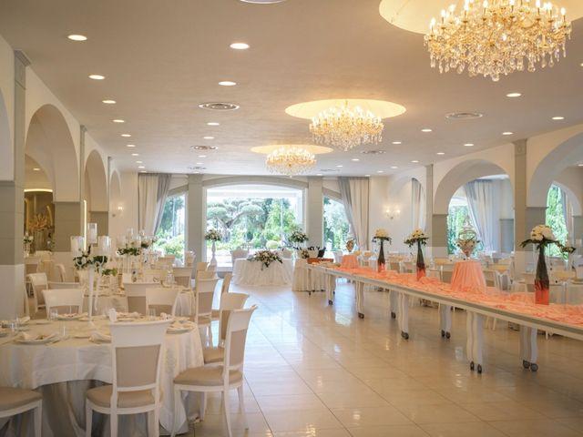 Il matrimonio di Mirko e Samyra a Lucera, Foggia 40
