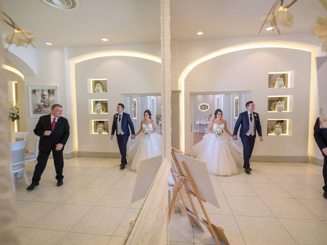 Il matrimonio di Mirko e Samyra a Lucera, Foggia 41