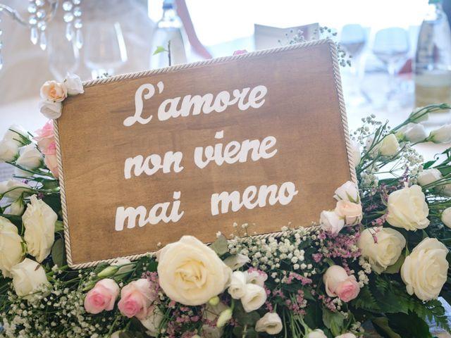 Il matrimonio di Mirko e Samyra a Lucera, Foggia 42
