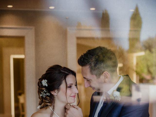 Il matrimonio di Mirko e Samyra a Lucera, Foggia 43