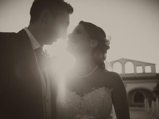 Il matrimonio di Mirko e Samyra a Lucera, Foggia 44