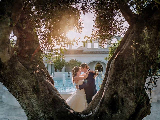 Il matrimonio di Mirko e Samyra a Lucera, Foggia 45