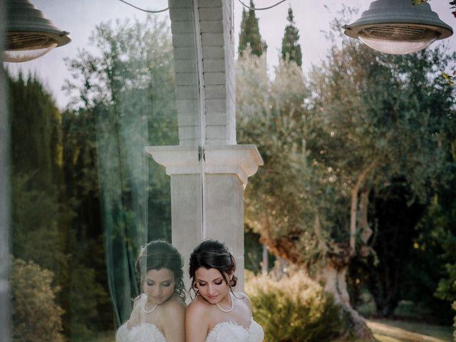 Il matrimonio di Mirko e Samyra a Lucera, Foggia 47