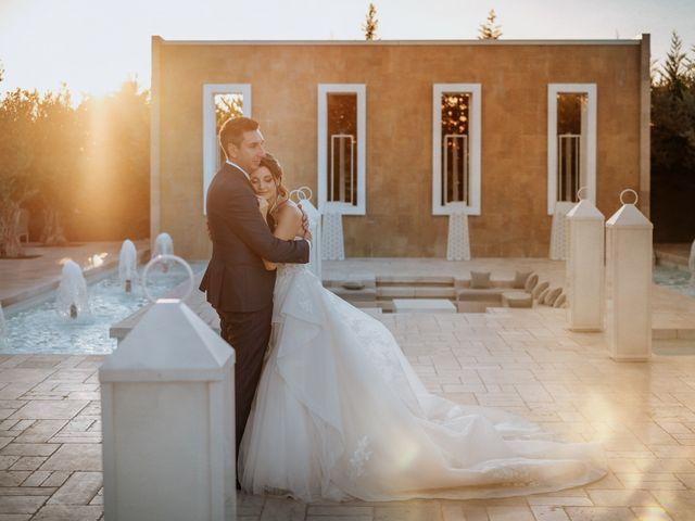 Il matrimonio di Mirko e Samyra a Lucera, Foggia 51