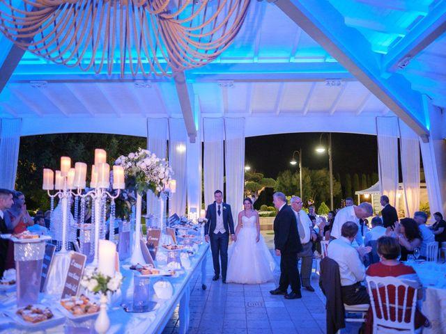 Il matrimonio di Mirko e Samyra a Lucera, Foggia 53