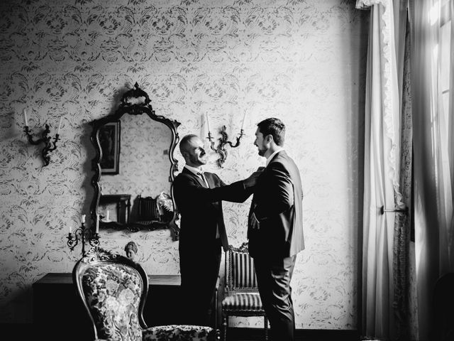 Il matrimonio di Carmelo e Elena a Grumolo delle Abbadesse, Vicenza 12