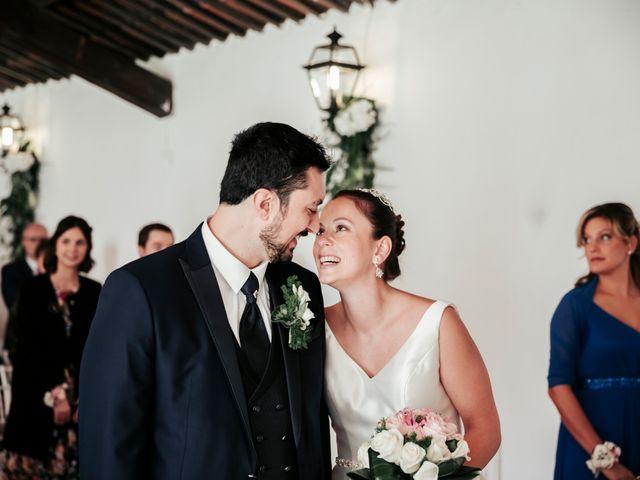 Il matrimonio di Carmelo e Elena a Grumolo delle Abbadesse, Vicenza 16