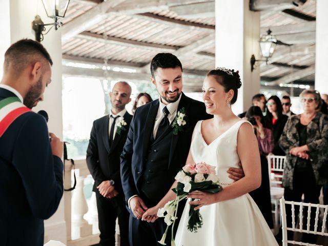 Il matrimonio di Carmelo e Elena a Grumolo delle Abbadesse, Vicenza 17