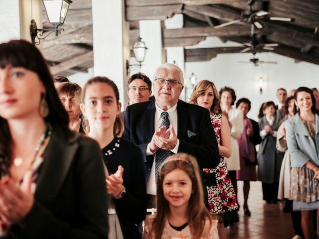 Il matrimonio di Carmelo e Elena a Grumolo delle Abbadesse, Vicenza 19