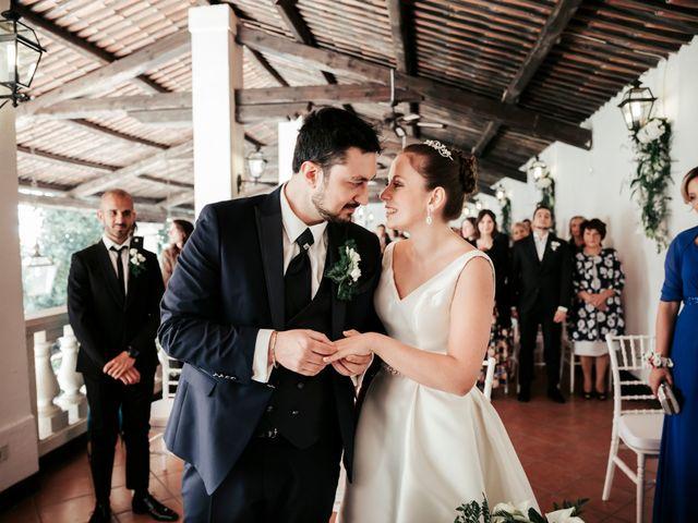 Il matrimonio di Carmelo e Elena a Grumolo delle Abbadesse, Vicenza 20