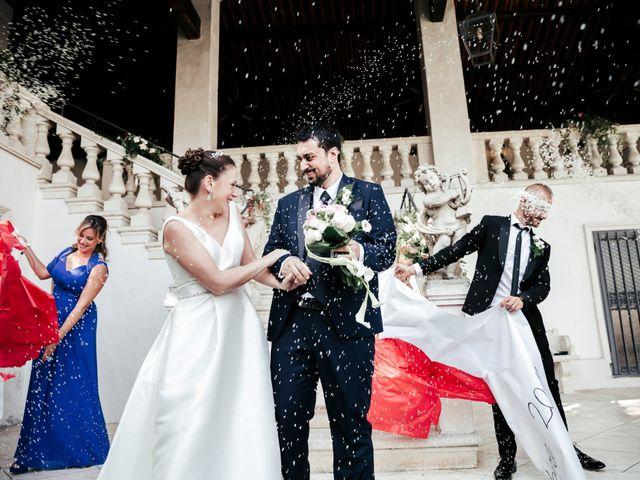 Il matrimonio di Carmelo e Elena a Grumolo delle Abbadesse, Vicenza 21