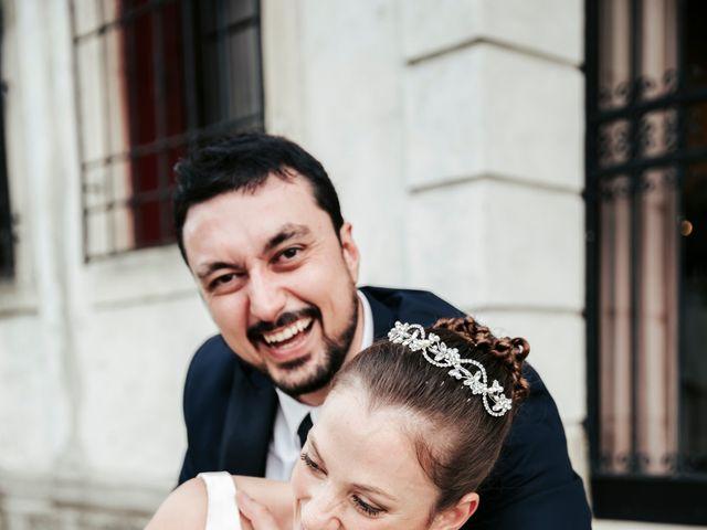 Il matrimonio di Carmelo e Elena a Grumolo delle Abbadesse, Vicenza 28