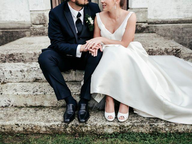 Il matrimonio di Carmelo e Elena a Grumolo delle Abbadesse, Vicenza 29