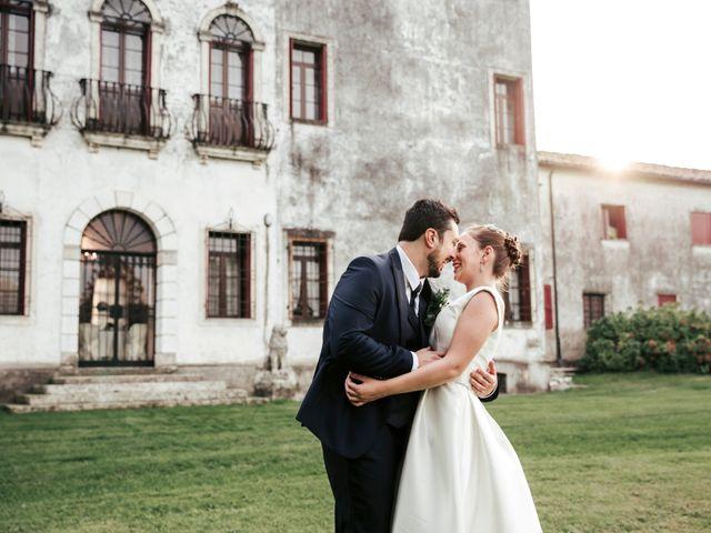 Il matrimonio di Carmelo e Elena a Grumolo delle Abbadesse, Vicenza 30