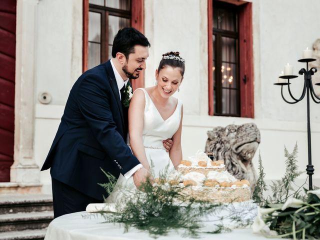 Il matrimonio di Carmelo e Elena a Grumolo delle Abbadesse, Vicenza 33