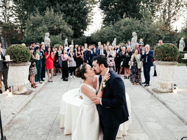 Il matrimonio di Carmelo e Elena a Grumolo delle Abbadesse, Vicenza 34
