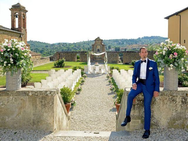 Il matrimonio di Massimiliano e Silvia a Monte San Savino, Arezzo 1