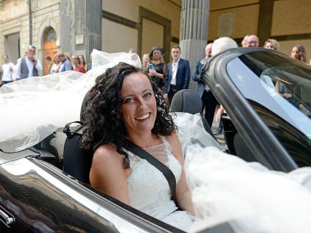 Il matrimonio di Massimiliano e Silvia a Monte San Savino, Arezzo 2