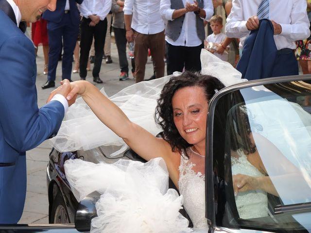 Il matrimonio di Massimiliano e Silvia a Monte San Savino, Arezzo 3