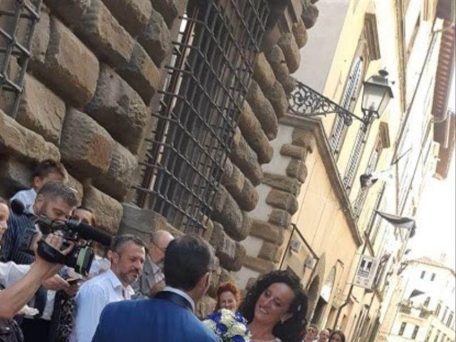 Il matrimonio di Massimiliano e Silvia a Monte San Savino, Arezzo 5