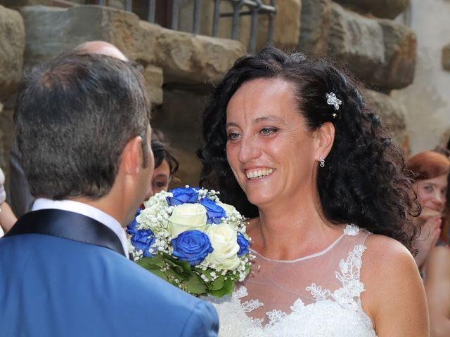 Il matrimonio di Massimiliano e Silvia a Monte San Savino, Arezzo 6