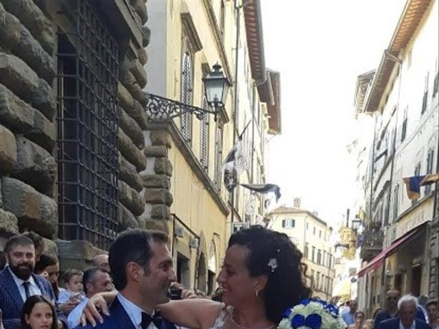 Il matrimonio di Massimiliano e Silvia a Monte San Savino, Arezzo 7