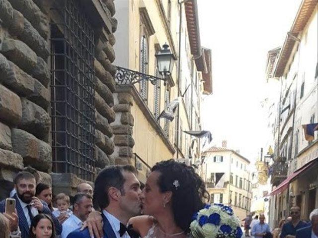 Il matrimonio di Massimiliano e Silvia a Monte San Savino, Arezzo 8
