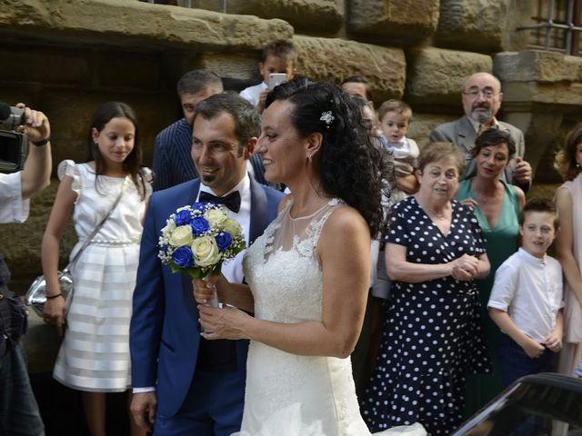 Il matrimonio di Massimiliano e Silvia a Monte San Savino, Arezzo 9
