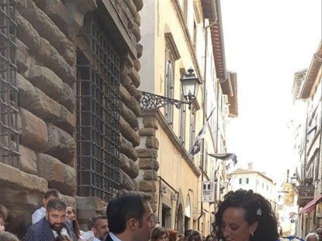 Il matrimonio di Massimiliano e Silvia a Monte San Savino, Arezzo 11