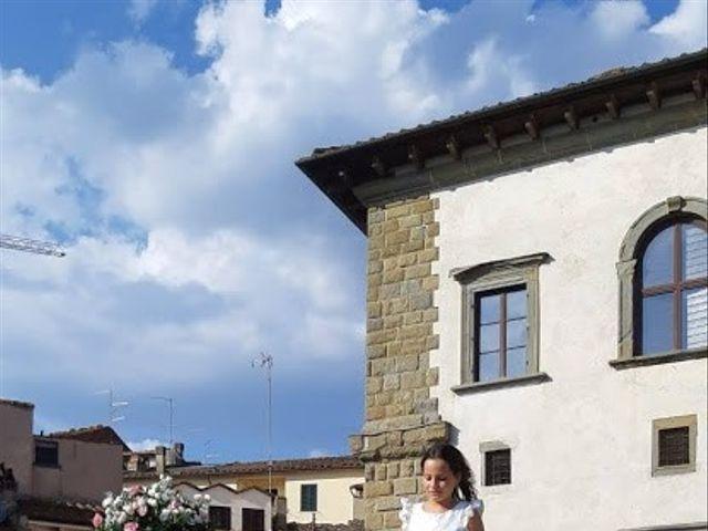 Il matrimonio di Massimiliano e Silvia a Monte San Savino, Arezzo 15