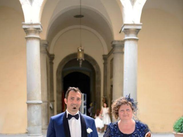 Il matrimonio di Massimiliano e Silvia a Monte San Savino, Arezzo 16