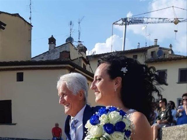 Il matrimonio di Massimiliano e Silvia a Monte San Savino, Arezzo 17