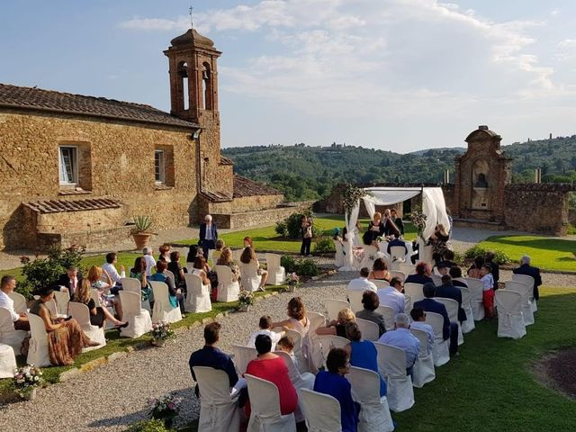 Il matrimonio di Massimiliano e Silvia a Monte San Savino, Arezzo 19