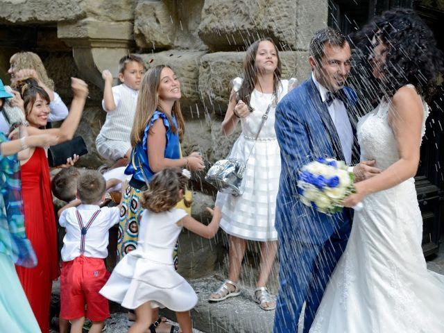 Il matrimonio di Massimiliano e Silvia a Monte San Savino, Arezzo 37