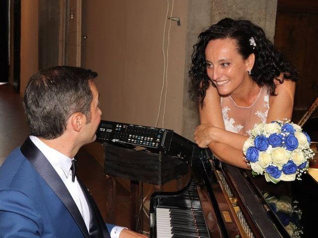 Il matrimonio di Massimiliano e Silvia a Monte San Savino, Arezzo 39