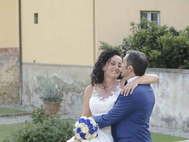 Il matrimonio di Massimiliano e Silvia a Monte San Savino, Arezzo 45