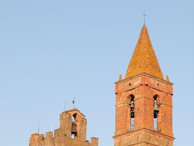 Il matrimonio di Massimiliano e Silvia a Monte San Savino, Arezzo 49