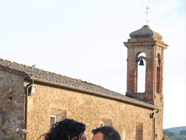 Il matrimonio di Massimiliano e Silvia a Monte San Savino, Arezzo 56