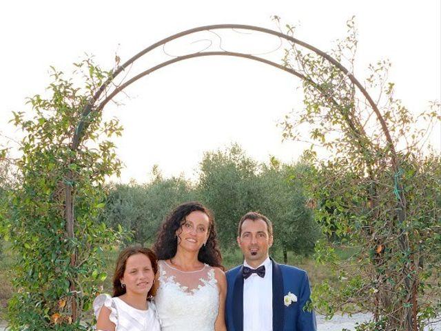 Il matrimonio di Massimiliano e Silvia a Monte San Savino, Arezzo 64