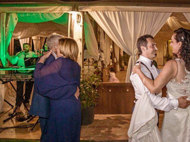 Il matrimonio di Massimiliano e Silvia a Monte San Savino, Arezzo 76