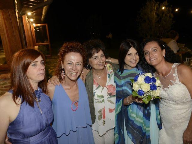 Il matrimonio di Massimiliano e Silvia a Monte San Savino, Arezzo 84