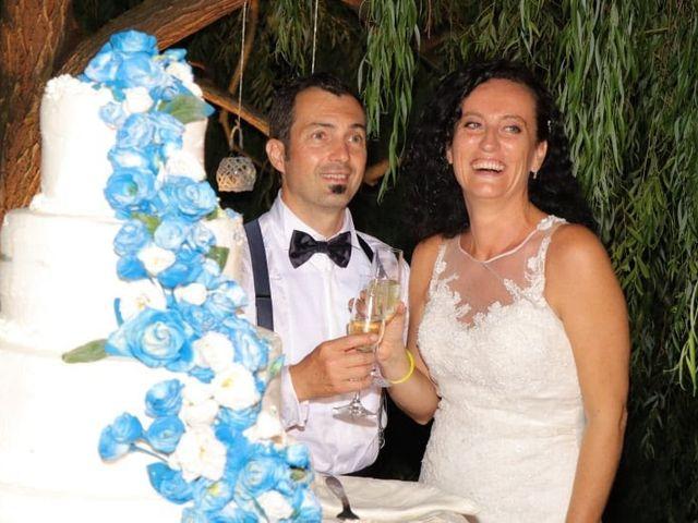 Il matrimonio di Massimiliano e Silvia a Monte San Savino, Arezzo 88