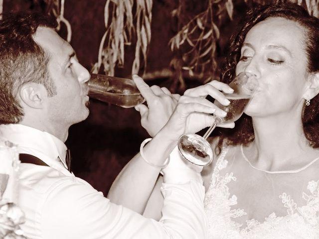 Il matrimonio di Massimiliano e Silvia a Monte San Savino, Arezzo 89