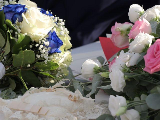Il matrimonio di Massimiliano e Silvia a Monte San Savino, Arezzo 20