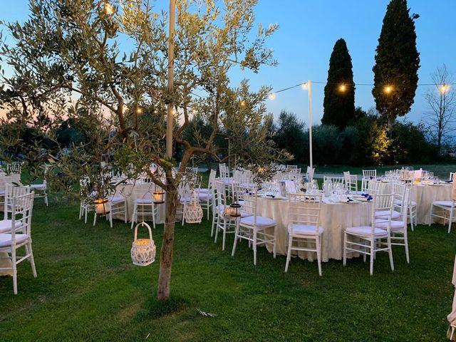 Il matrimonio di Massimiliano e Silvia a Monte San Savino, Arezzo 78