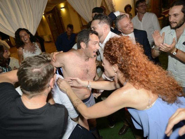 Il matrimonio di Massimiliano e Silvia a Monte San Savino, Arezzo 81