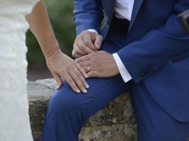 Il matrimonio di Massimiliano e Silvia a Monte San Savino, Arezzo 53