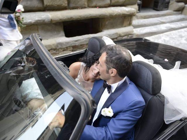 Il matrimonio di Massimiliano e Silvia a Monte San Savino, Arezzo 62